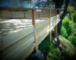 Janvier Constructions Bois - Trégastel - Photos réalisations menuiserie