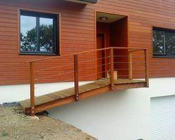 Janvier Constructions Bois - Trégastel - Photos réalisations charpente et ossature bois
