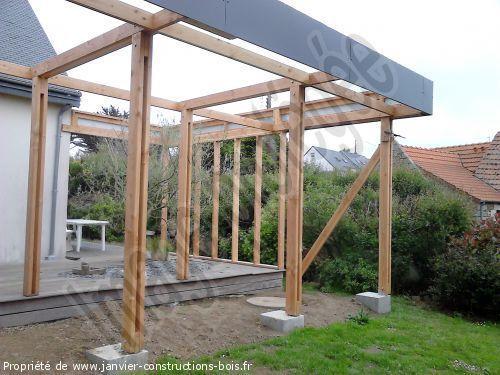 Réalisations de maisons bois et menuiserie Lannion - Janvier ...