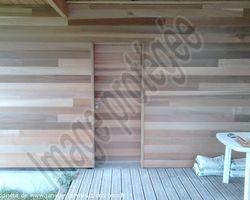 Janvier Constructions Bois - Trégastel - Création extension carport terrasse couverte TREGASTEL 22